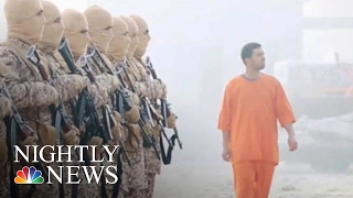 Download ISIS Executes Jordanian Pilot, Jordan Retaliates | NBC Nightly News Video