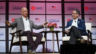 Download Forum on Leadership: A Conversation with Jeff Bezos Video