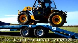 Download KANE 16 TON HYDRAULIC FOLD DOWN BEAVER TAIL Video
