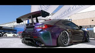 Download Wide Body Pandem Lexus RCF | ARMYTRIX | Work Wheels | Toyo Tires | SEMA 2017 Customer Spotlight Video