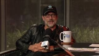 """Download Jeffrey Dean Morgan of AMC's """"The Walking Dead"""" Reveals There's More Than One """"Lucille"""" - 10/25/16 Video"""