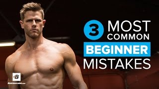 Download 3 Most Common Beginner Mistakes | Andy Speer Video