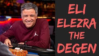Download Eli Elezra Bets on Poker Players Champion Michael ″The Grinder″ Mizrachi Video