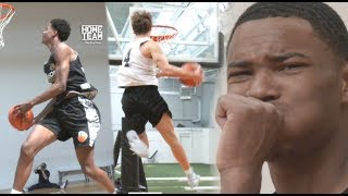 Download DUNK OFF! Mac McClung, Kevin Porter Jr, Jahvon Quinerly, Shareef O'Neal Get Up At Practice Video