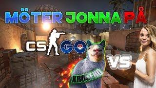 Download MÖTER JONNA PÅ CS:GO! Video