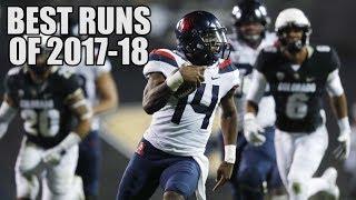 Download College Football Best Runs Of The 2017-18 Season ᴴᴰ Video