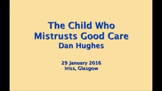 Download How early years trauma affects the brain the child who mistrusts good care HD Video