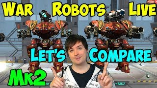 Download War Robots Another 3 Hours of Mk2 Viewer Requests & Live Gameplay - WR Video