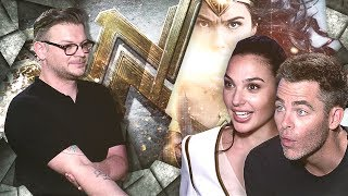 Download ″THIS IS SO COOL!″ GAL GADOT AND CHRIS PINE SHOCKED BY INTERVIEWER´S DEDICATION TO HIS ART Video