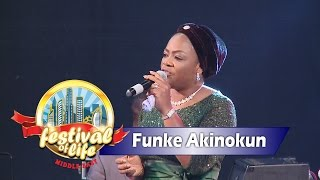 Download Funke Akinokun Powerful Worship @ RCCG Dubai FESTIVAL OF LIFE 2016 Video