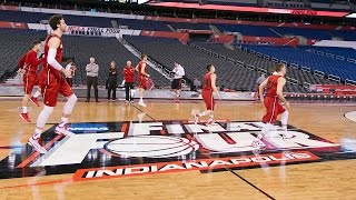 Download The Badgers Invade Indy Video