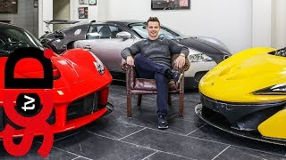 Download Carl Hartley Q&A - His Cars & The Supercar Business Video