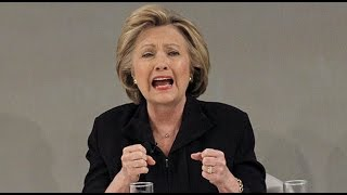 Download Hillary Clinton Has A Major Racist Meltdown On Video Video