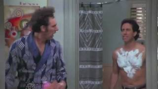 Download Seinfeld Clip - Jerry Shaves His Chest Video