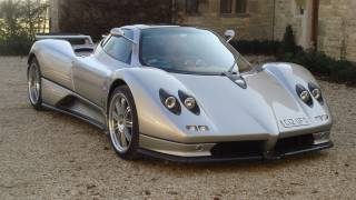 Download evo Diaries- Pagani Zonda 7.3 C12 S review Part 1- Harry's Garage Video