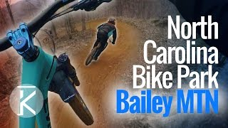 Download Downhill Laps at Bailey Mountain Bike Park | Thrills with Phil Video