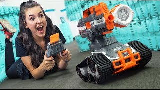 Download NERF Remote Control Target Challenge! Video