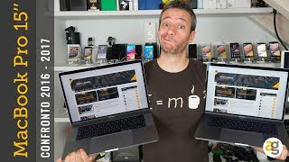 Download CONFRONTO MacBook Pro 15″ 2017 Kaby Lake vs. 2016 Sky Lake Video