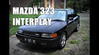Download In Depth Tour Mazda 323 Interplay (1990) - Indonesia Video