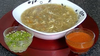 Download HOT & SOUR SOUP - ہاٹ اینڈ سار سوپ - हॉट एंड सर सूप *COOK WITH FAIZA* Video