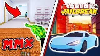 Download Roblox JAILBREAK and MURDER MYSTERY X LIVE!! New MMX Update! | 🔴 Roblox Live Video