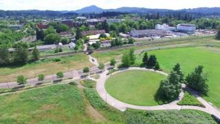 Download Eugene by Drone Video