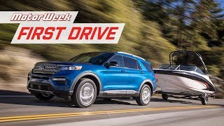 Download 2020 Ford Explorer Hybrid | First Drive Video