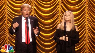 Download Barbra Streisand Duets with Donald Trump Video
