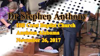 Download Hill Crest Baptist Church - Sunday Morning - November 26, 2017 Video