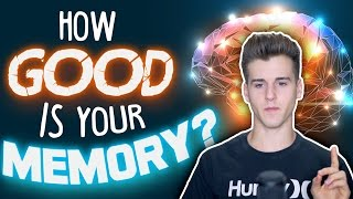 Download How Good Is Your Memory Test Video