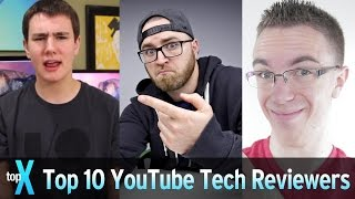 Download Top 10 YouTube Tech Reviewers - TopX Video
