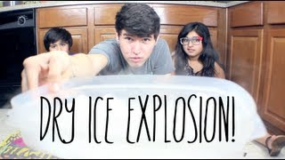 Download Playing with Dry Ice Video