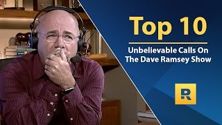 Download Top 🔟 - Unbelievable Calls on The Dave Ramsey Show (vol. 1) Video