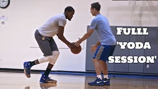 Download 'Still KD' Kevin Durant Workout With Steve Nash FULL YODA SESSION Video