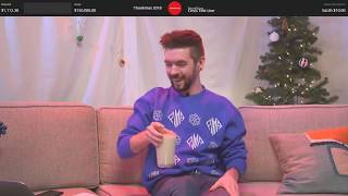 Download Christmas Charity Livestream - Thankmas 2018 #Thankmas Video