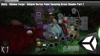 Unity 3D - visual effects with Shader Forge Free Download Video MP4