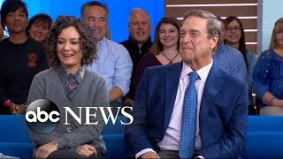 Download Sara Gilbert and John Goodman open up about 'The Conners' Video