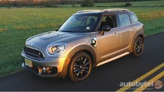Download 2018 MINI E Countryman ALL4 Plug-In Hybrid Test Drive Video Review Video