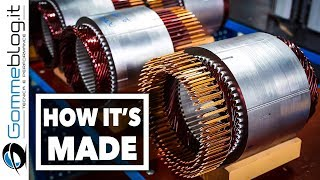 Download BMW Electric Drive HOW IT'S MADE - Interior BATTERY CELLS Production Assembly Line Video
