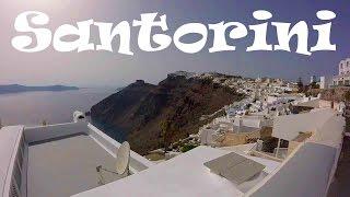 Download A Walking Tour of Fira, Santorini (the Main Town) Video