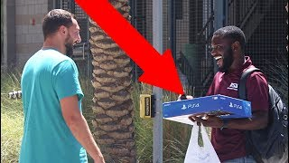 Download Giving Strangers The Playstation 4 Video