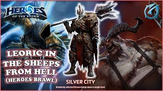Download Grubby | Heroes of the Storm | Leoric - Sheeps From Hell - Heroes Brawl - Silver City Video