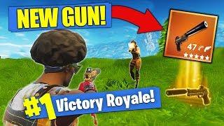 Download The NEW LEGENDARY Gun - Silenced Pistol [Fortnite] Video
