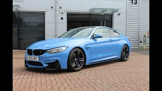 Download 550bhp BMW M4, decat exhaust, full review Video