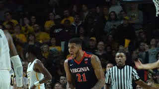 Download MEN'S BASKETBALL - Virginia at VCU Highlights Video