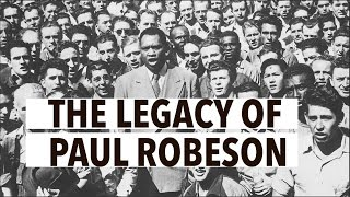 Download The Legacy of Paul Robeson Video