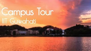 Download IIT Guwahati Campus Tour Video
