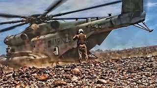 Download Marines Airlift & Fire M-777 Howitzer During Battle Drills Video