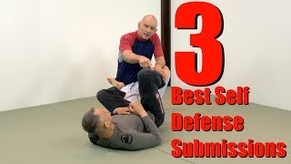 Download The 3 Most Important Submissions for Self Defense Video
