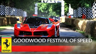 Download Ferrari at the Goodwood Festival of Speed Video